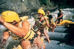 Rafting on Maine's Kennebec, Dead or Penobscot Rivers with Maine Woods Provider Northern Outdoors Resort: http://www.mainewoodsdiscovery.com/northern-outdoors/