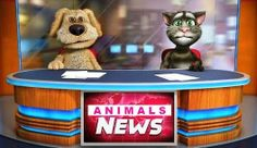 Talking animals are the voice of conscience.  http://www.giuseppebresciani.com/2014/03/gli-animali-parlanti-sono-la-voce-della.html