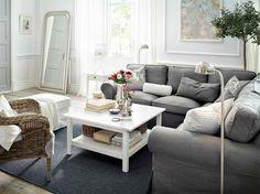 Gray sofa set living room dekoideenspiegel
