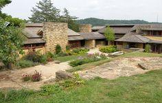 Taliesin, Frank Lloyd Wright's home