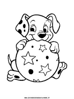 Coloring Pages For Kids Disney 101 Dalmation