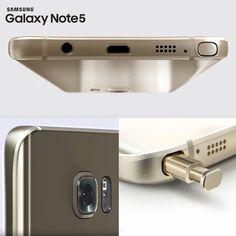 Perfección desde cualquier ángulo. #GalaxyNote5