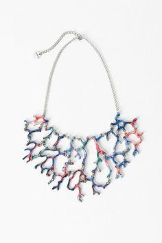 Collar de diseño sofisticado | Desigual.com