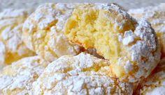 Recette de biscuits au citron succulents moelleux