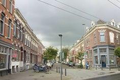 Jacob Catsstraat vanuit de Zaagmolenstraat gezien.