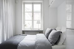 Bedroom - Tulegatan 22 - Eklund Stockholm New York