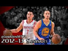98ca50c25f0a Jeremy Lin vs Stephen Curry Full Duel 2013.03.17 - 50 Pts