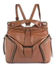 Love this Earth Carrie Convertible Backpack by Kooba on #zulily! #zulilyfinds