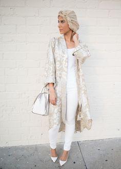 ATW Paisley Printed Kimono - Shop/Product