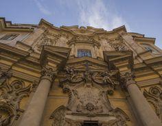 Romerske fasader (Foto: Marianne/Mitt Roma)