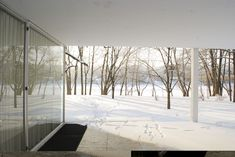 Farnsworth House Ludwig Mies van der Rohe in 1951