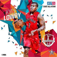The official site of the Toronto Raptors. Toronto Raptors, Nba Updates, Kyle Lowry, Basketball Art, Charlotte Hornets, Nba Players, Captain America, All Star, Nyc