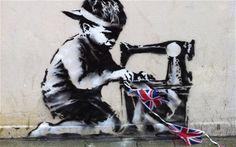 Banksy Diamond Jubilee