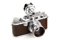 Alfred Eisenstaedts Leica IIIa Rangefinder