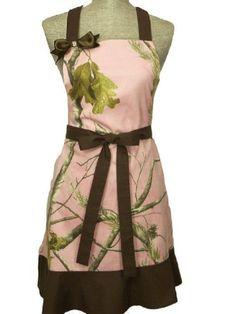 Realtree Pink Camo Apron, Womens Camoflage Designer Bling Redneck Ruffled Apron Realtree,http://www.amazon.com/dp/B00CMNO96E/ref=cm_sw_r_pi_dp_EDBbsb0BF20DW2Y8