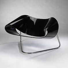 Ribbon Chair Model CL9 | Cesare Leonardi And Franca Stagi | Bernini/Elco |  Italy