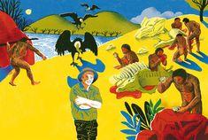 Xavier Mula studio Magazines For Kids, Graphic Design Art, Sketchbooks, Art Direction, Studio, Illustration, Painting, Children's Magazines, Painting Art