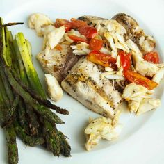 Grilled Mahi-Mahi with Crab Meat Scampi | A Culinary Journey With Chef Dennis