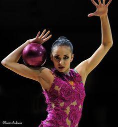 Anastasia NAZARENKO (RUS) Ball