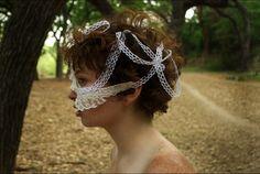 Meg K McLaughlin. Skin + Bone series. 2011. (with @Mabel GucciBandana)
