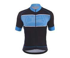 Giordana 2015 Mens FRC Trade Maestro Short Sleeve Cycling Jersey BlackBlue Medium ** You can get more details by clicking on the image. (Note:Amazon affiliate link) #CyclingJersey