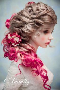 Royal ruby by amadiz on @DeviantArt