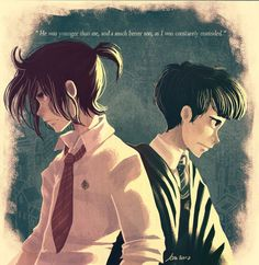 Sirius and Regulus Black