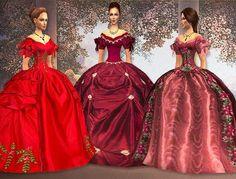 Victorian Era Gowns, Victorian