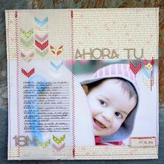 Ahora tu… con 18 meses by Lali Alvarez
