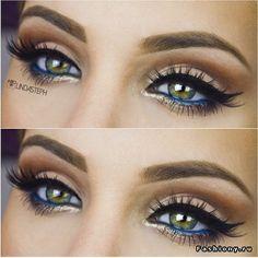 Идеи макияжа от Linda Stephanie