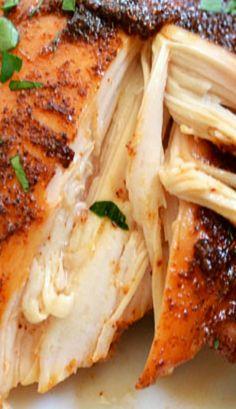 Honey Spice Chicken Thighs