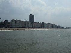 Ostend #Belgium #coast #beautifulplaces