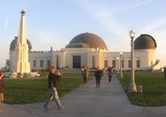 Los Angeles, CA - Griffith Parks observatory