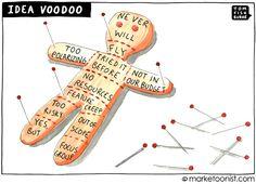 Idea Woodoo