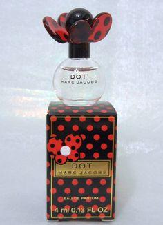 Marc Jacobs Mini Perfume Bottle  (Dot Eau de Parfum Miniature Bottles)
