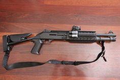 Benelli M4 SBS Tactical Shotgun, Tactical Gear, Benelli M4, Firearms, Shotguns, Ar Pistol, Long Rifle, Weapon Of Mass Destruction, Home Protection