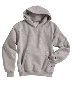 65bfc07188647 Adidas NEW Gray Heather Mens Original Trefoil Logo Hoodie Pullover  Sweatshirt