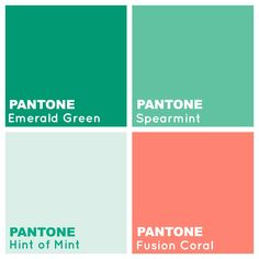 Perfect for the living room.  Especially the Emerald Green and Coral