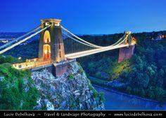 https://flic.kr/p/oxegiy   UK - England - Bristol - Clifton Suspension Bridge at…
