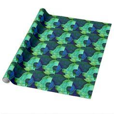 Nature Platterns Gift Wrap