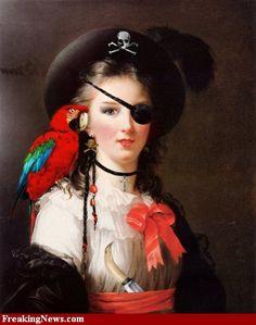 real pirates female - Google-haku