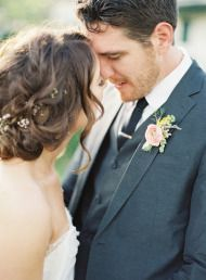 Romantic Pastel-Filled Camarillo Private Estate Wedding - Style Me Pretty