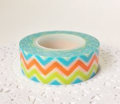 Washi Tape 10M by ThePicniqueBasket on Etsy, $2.70