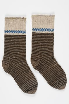 Estonian socks