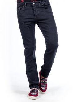 SlimFit Yeni Sezon Tarz Erkek Kot Pantolon