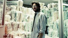 La casa de papel, money heist, el profesor