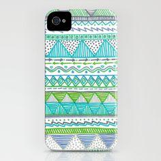 Ocean T iPhone Case by Lisa Argyropoulos - $35.00