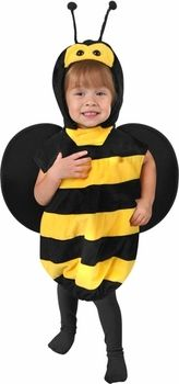plush toddler bee costume #ChildrensCostume #HalloweenCostume #Halloween2014 Bee Halloween Costume, Halloween Costumes For Teens, Family Halloween, Cool Costumes, Costumes 2015, Costume Ideas, Toddler Bee Costume, Best Toddler Costumes, Mardi Gras Outfits