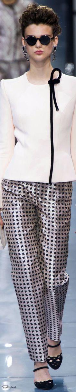 www.2locos.com Giorgio Armani Privé Fall 2016 Couture