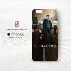 supernatural 8 iPhone 6 6S Cover Case